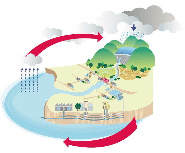 水持ち・水はけが良い土づくりは、環境を守ることにもつながります。